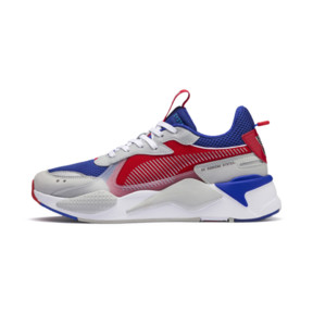Zapatillas PUMA x TRANSFORMERS RS-X Optimus Prime
