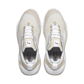 Thumbnail 6 of Thunder Nature Trainers, S Gray-W White-Cloud Cream, medium