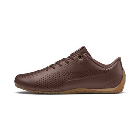 Thumbnail 1 of Basket Drift Cat 5 Ultra, Chocolate Brown-Puma Silver, medium