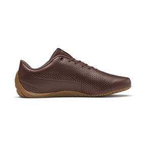 Thumbnail 5 of Drift Cat 5 Ultra II Trainers, Chocolate Brown-Puma Silver, medium