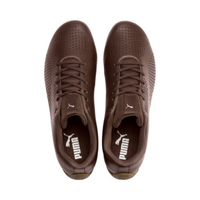 Thumbnail 6 of Basket Drift Cat 5 Ultra, Chocolate Brown-Puma Silver, medium