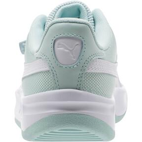 Thumbnail 4 of California Women's Sneakers, Fair Aqua-Puma Wht-Puma Wht, medium