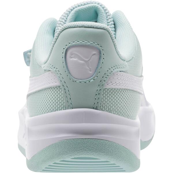 California Women's Sneakers, Fair Aqua-Puma Wht-Puma Wht, large