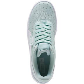 Thumbnail 5 of California Women's Sneakers, Fair Aqua-Puma Wht-Puma Wht, medium