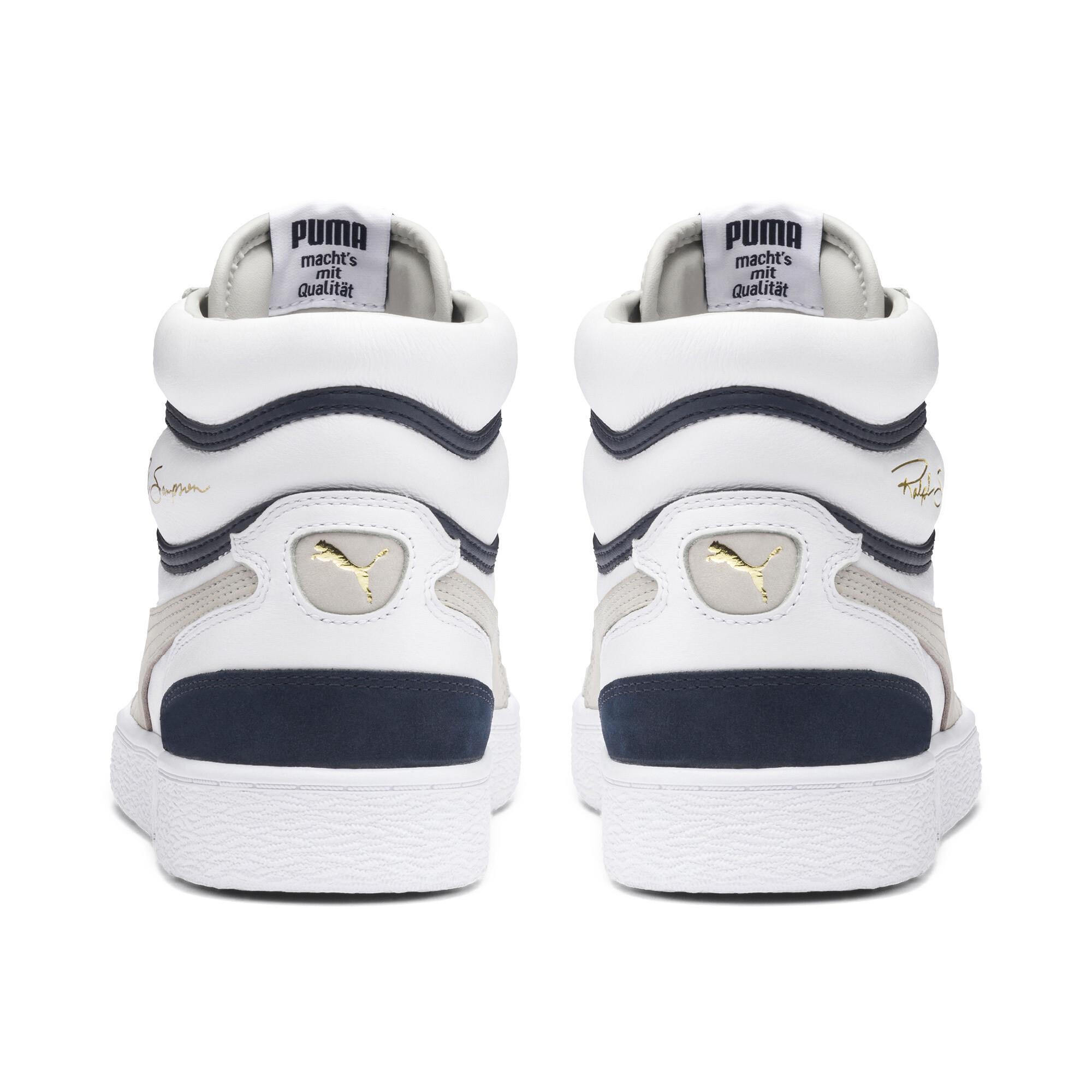 Image Puma Ralph Sampson Mid OG Sneakers #3