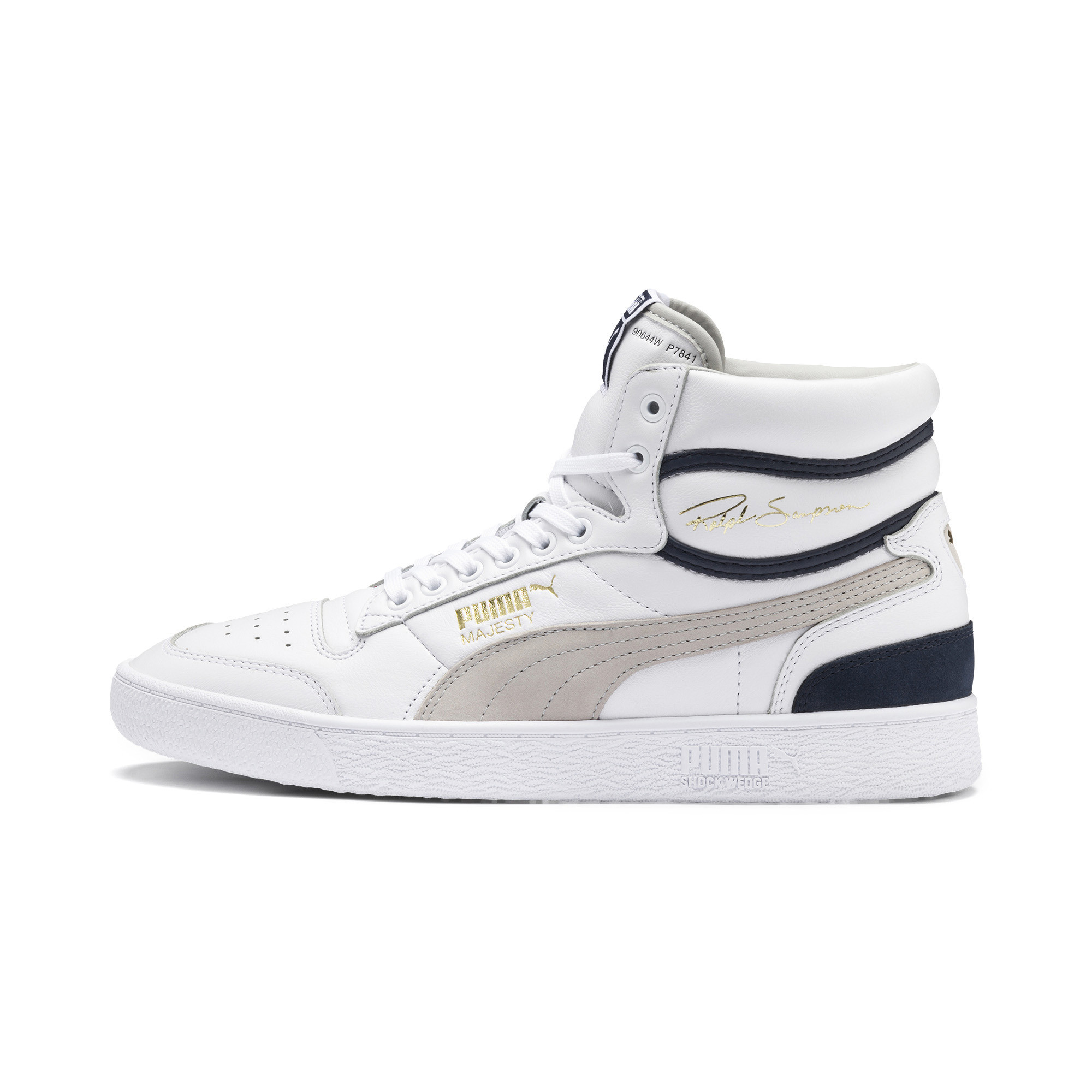 Image Puma Ralph Sampson Mid OG Sneakers #1