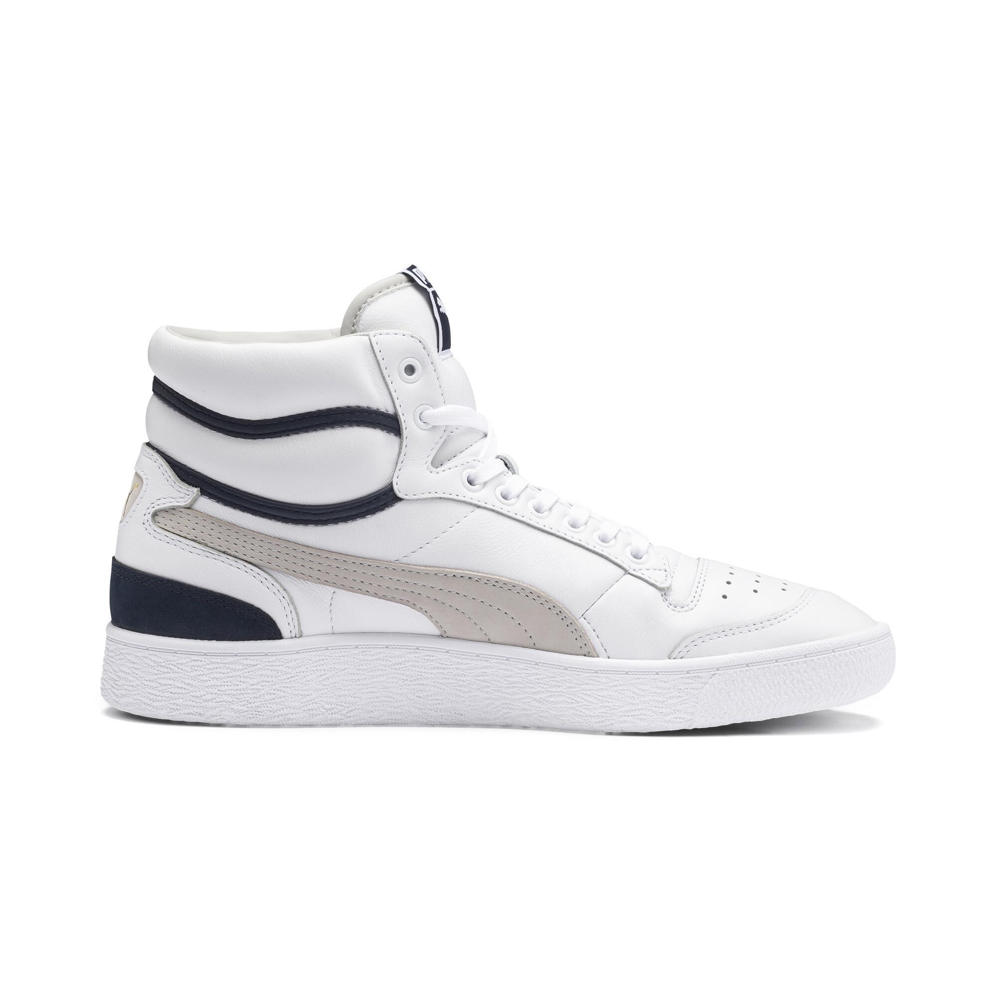 Image Puma Ralph Sampson Mid OG Sneakers #5