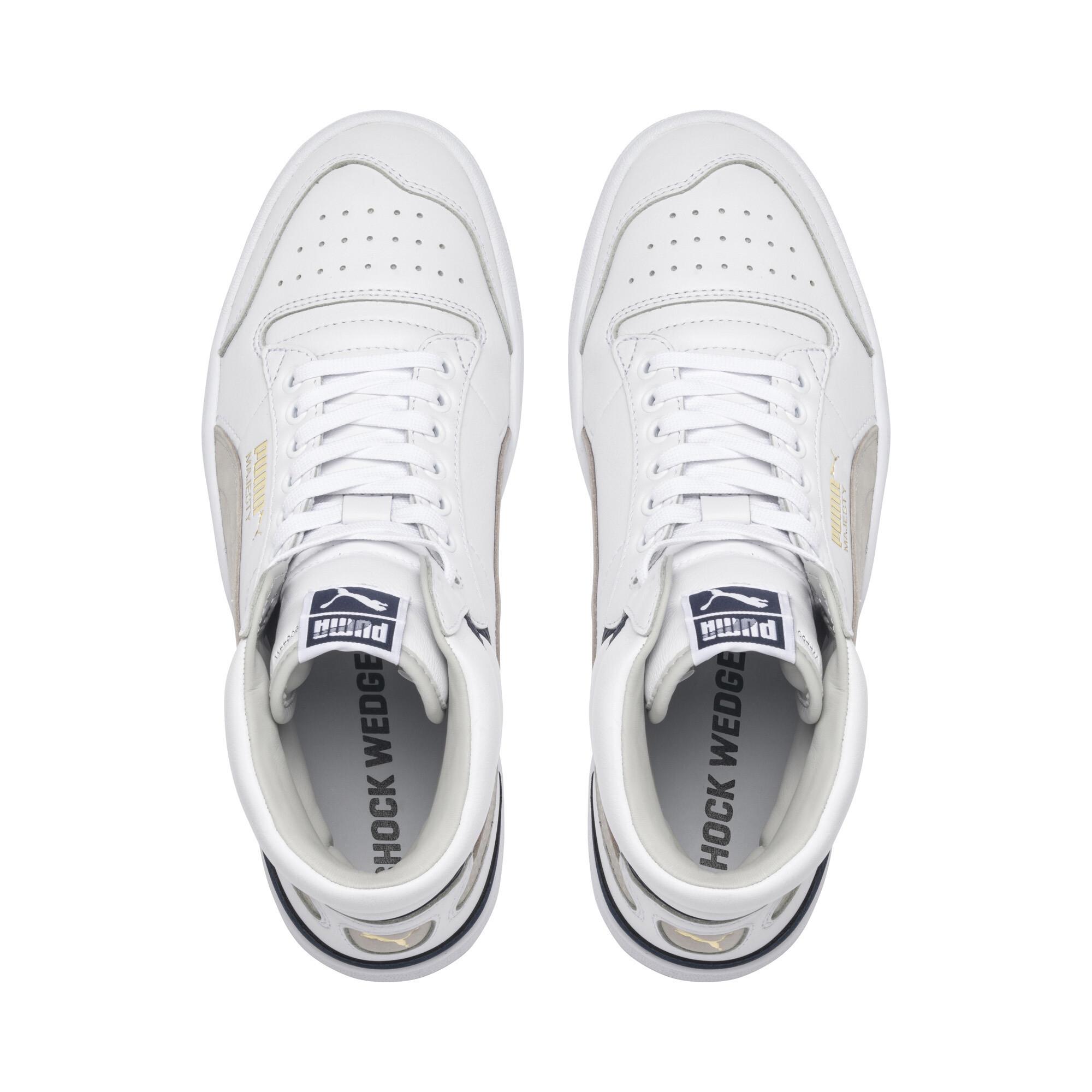 Image Puma Ralph Sampson Mid OG Sneakers #6