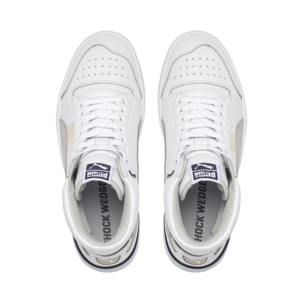 Ralph Sampson Mid OG Sneakers, Puma Wht-Gray Violet-Peacoat, large