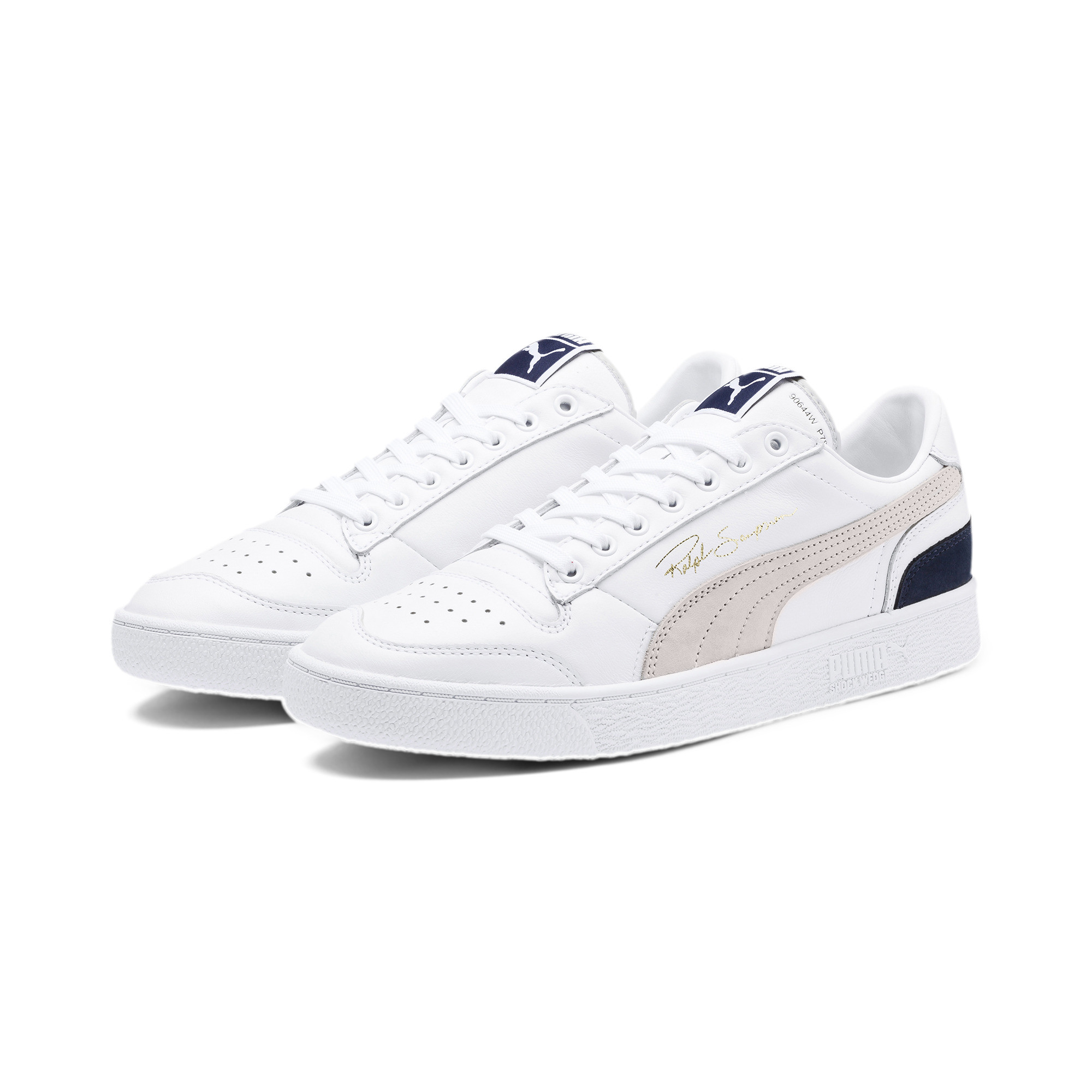 Image Puma Ralph Sampson Low OG Trainers #3