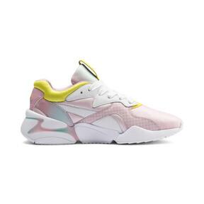Thumbnail 5 of Nova x Barbie Women's Sneakers, Puma White-Orchid Pink, medium