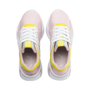 Thumbnail 6 of Nova x Barbie Women's Sneakers, Puma White-Orchid Pink, medium