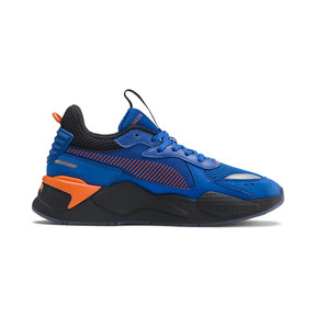 Thumbnail 6 of PUMA x HOT WHEELS RS-X Toys Bone Shaker Youth Trainers, Puma Royal-Puma Black, medium