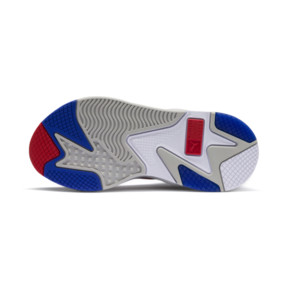 Thumbnail 3 of PUMA x TRANSFORMERS RS-X Optimus Prime Youth Trainers, Dazzling Blue-High Risk Red, medium