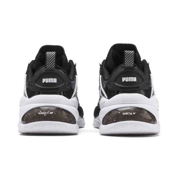 LQDCELL Omega Density Sneakers, Puma Black, large
