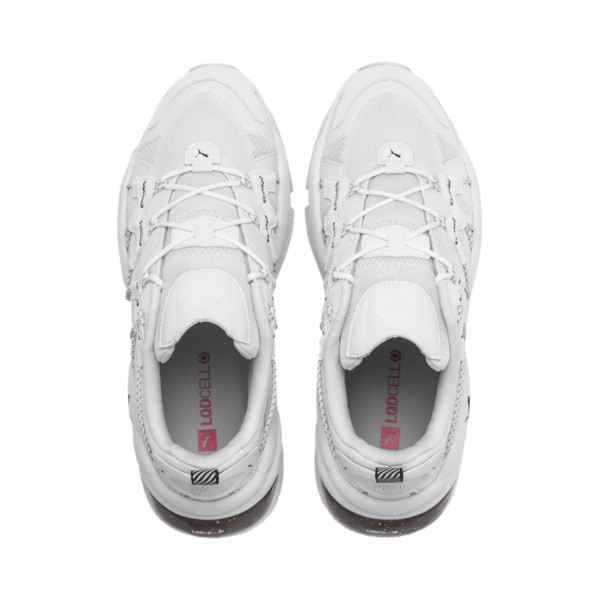 LQDCELL Omega Density Sneakers, Puma White, large