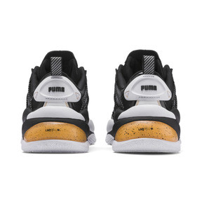 Thumbnail 3 of LQDCELL Omega Density Sneakers, Puma White-Puma Black, medium