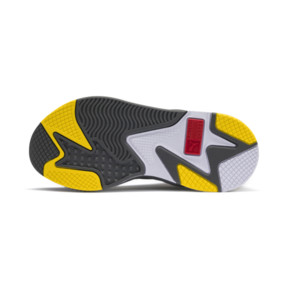 Thumbnail 4 of PUMA x TRANSFORMERS RS-X Bumblebee Youth Trainers, QUIET SHADE-Cyber Yellow, medium
