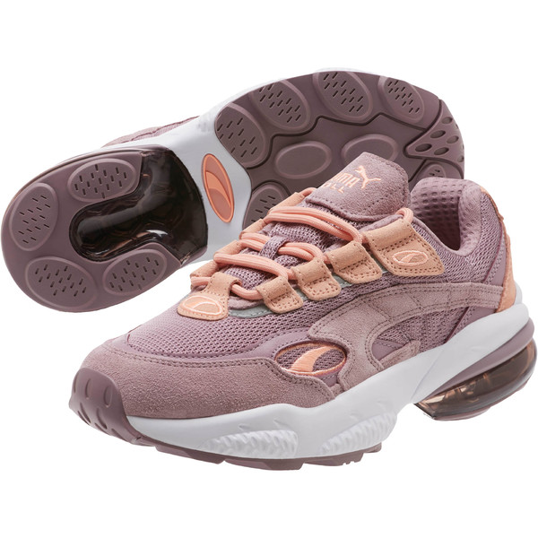 CELL Venom Women's Sneakers, Elderberry-Peach Bud, large