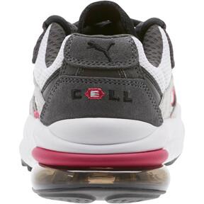 Thumbnail 4 of CELL Venom Women's Sneakers, Puma White-Fuchsia Purple, medium