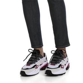 Thumbnail 7 of CELL Venom Women's Sneakers, Puma White-Fuchsia Purple, medium