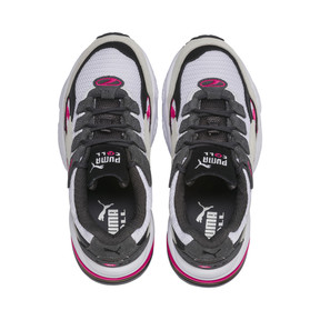 Thumbnail 6 of CELL Venom Women's Sneakers, Puma White-Fuchsia Purple, medium