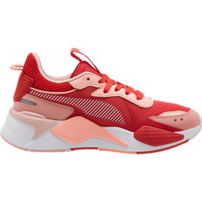 Thumbnail 3 of RS-X Toys Women's Sneakers, Bright Peach-High Risk Red, medium