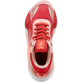 Thumbnail 5 of RS-X Toys Women's Sneakers, Bright Peach-High Risk Red, medium