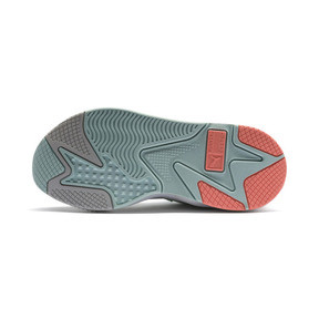 Thumbnail 4 of RS-X Tracks Women's Sneakers, Fair Aqua-Glacier Gray, medium