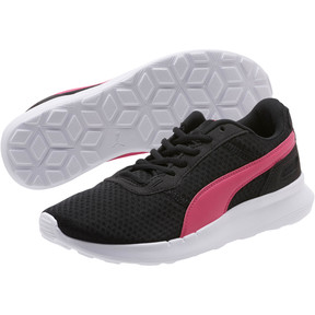 Thumbnail 2 of ST Activate Women's Sneakers, Puma Black-Fuchsia Purple, medium