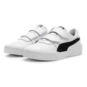 Thumbnail 3 of SG x Cali B+W Women's Sneakers, Puma White-Puma Black, medium