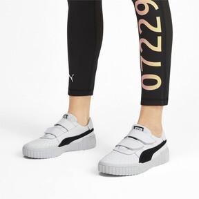 Thumbnail 2 of SG x Cali B+W Women's Sneakers, Puma White-Puma Black, medium