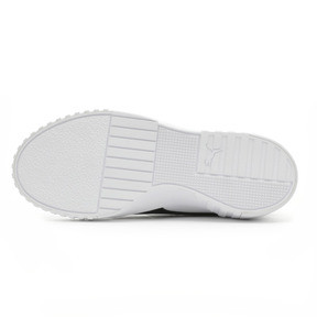 Thumbnail 5 of PUMA x SELENA GOMEZ Cali Women's Trainers, Puma White-Puma Black, medium