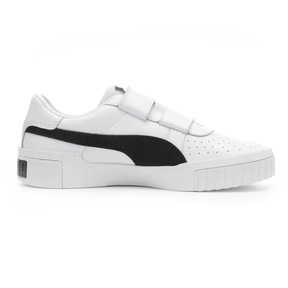 Thumbnail 6 of PUMA x SELENA GOMEZ Cali Women's Trainers, Puma White-Puma Black, medium