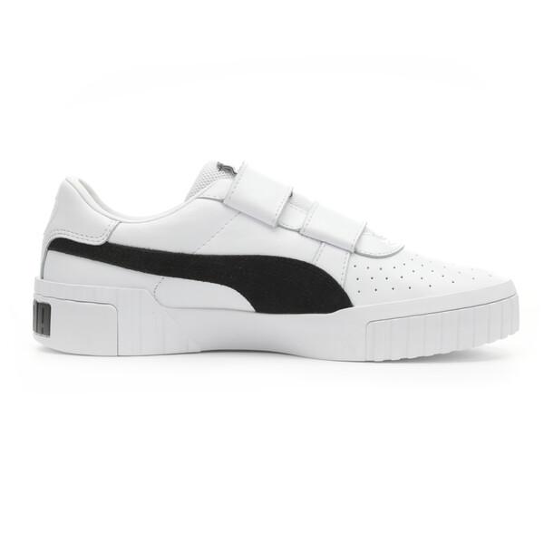 PUMA x SELENA GOMEZ Cali Damen Sneaker, Puma White-Puma Black, large