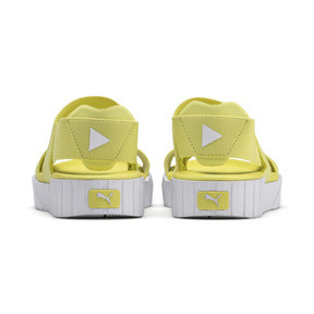 Thumbnail 4 of SG x Cali Sandal, SOFT FLUO YELLOW, medium