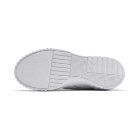 Thumbnail 5 of PUMA x SELENA GOMEZ Cali Women's Trainers, Puma White-Puma White, medium