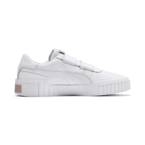 Thumbnail 6 of PUMA x SELENA GOMEZ Cali Women's Trainers, Puma White-Puma White, medium