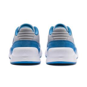 Thumbnail 3 of PUMA x SESAME STREET 50 RS 9.8 Little Kids' Shoes, Grey Dawn-Bleu Azur, medium