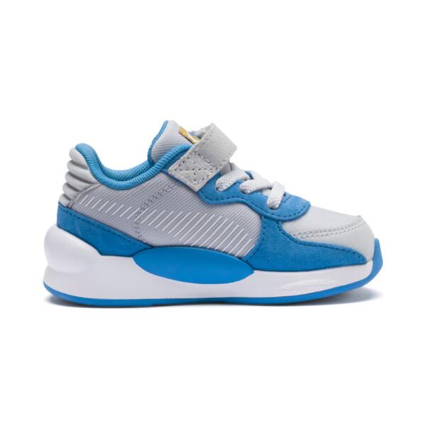 Zapatillas de bebé Barrio Sésamo® 50 RS 9.8, Grey Dawn-Bleu Azur, grande
