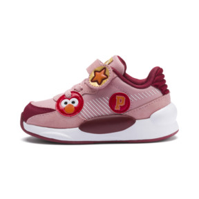 Thumbnail 1 of PUMA x SESAME STREET 50 RS 9.8 Toddler Shoes, Bridal Rose-Rhubarb, medium