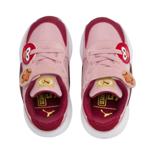 PUMA x SESAME STREET 50 RS 9.8 Toddler Shoes, Bridal Rose-Rhubarb, large