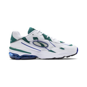 Thumbnail 6 of CELL Ultra OG Trainers, Puma White-Teal Green, medium