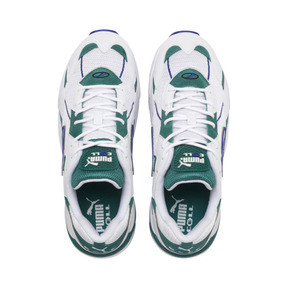 Thumbnail 7 of CELL Ultra OG Trainers, Puma White-Teal Green, medium