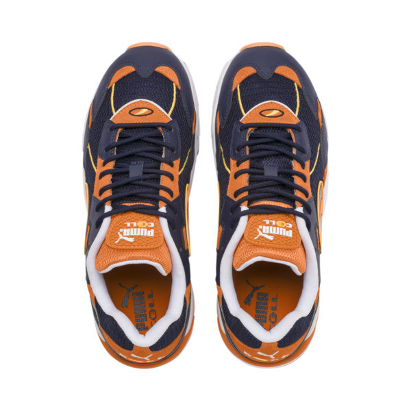 CELL Ultra OG Trainers, Peacoat-Jaffa Orange, large
