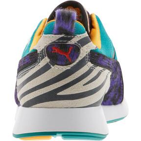 Thumbnail 4 of RS-100 Animal Sneakers JR, White-Zinnia-Cherry Tomato, medium