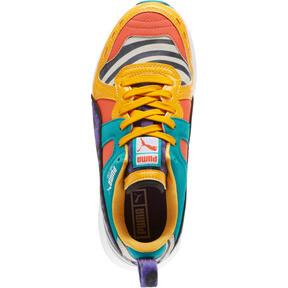 Thumbnail 5 of RS-100 Animal Sneakers JR, White-Zinnia-Cherry Tomato, medium