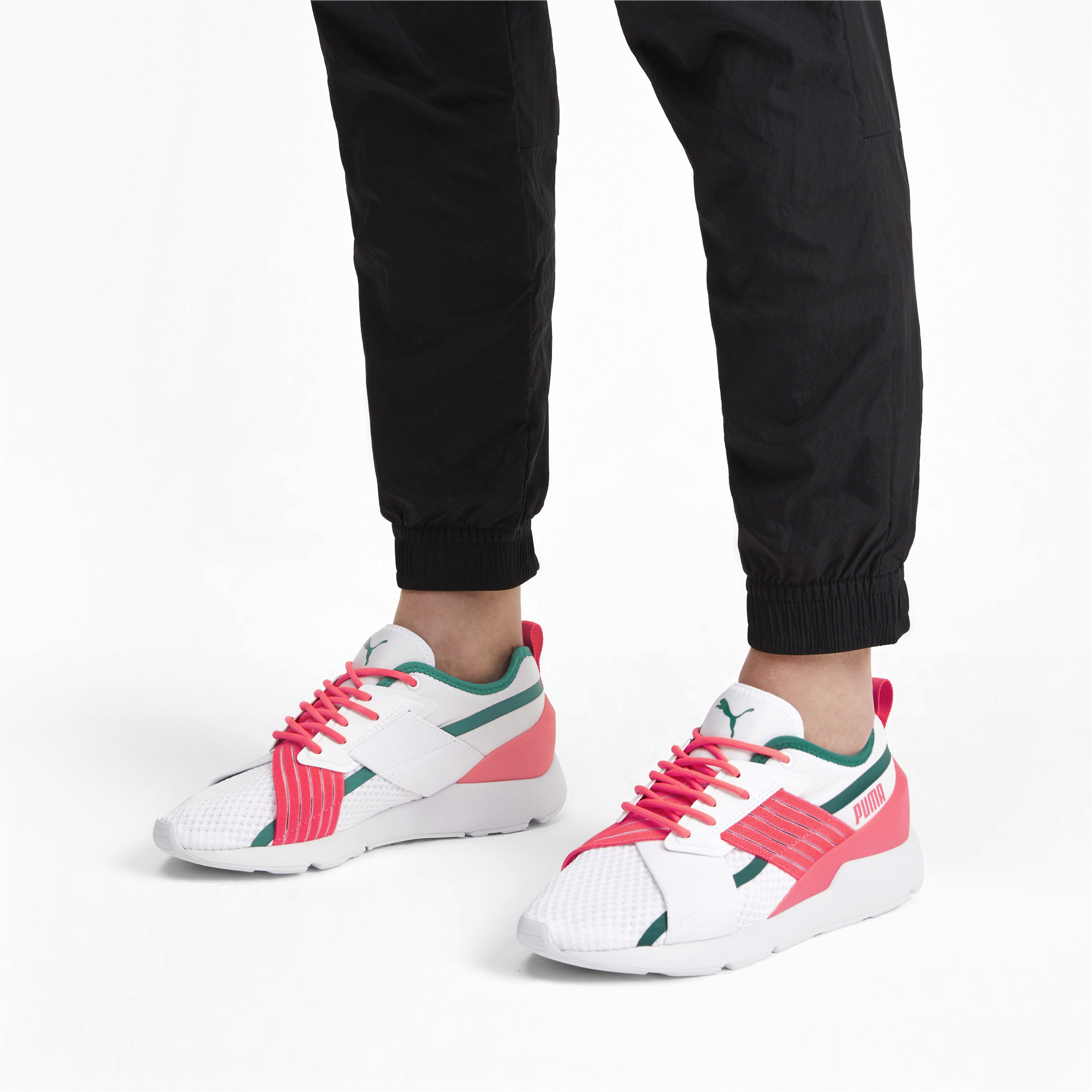 PUMA-Muse-X-2-Women-039-s-Sneakers-Women-Shoe-Evolution thumbnail 5