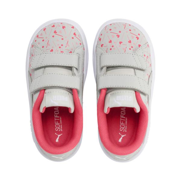 PUMA Smash v2 Confetti AC Shoes INF, Gray Violet-Bridal Rose, large