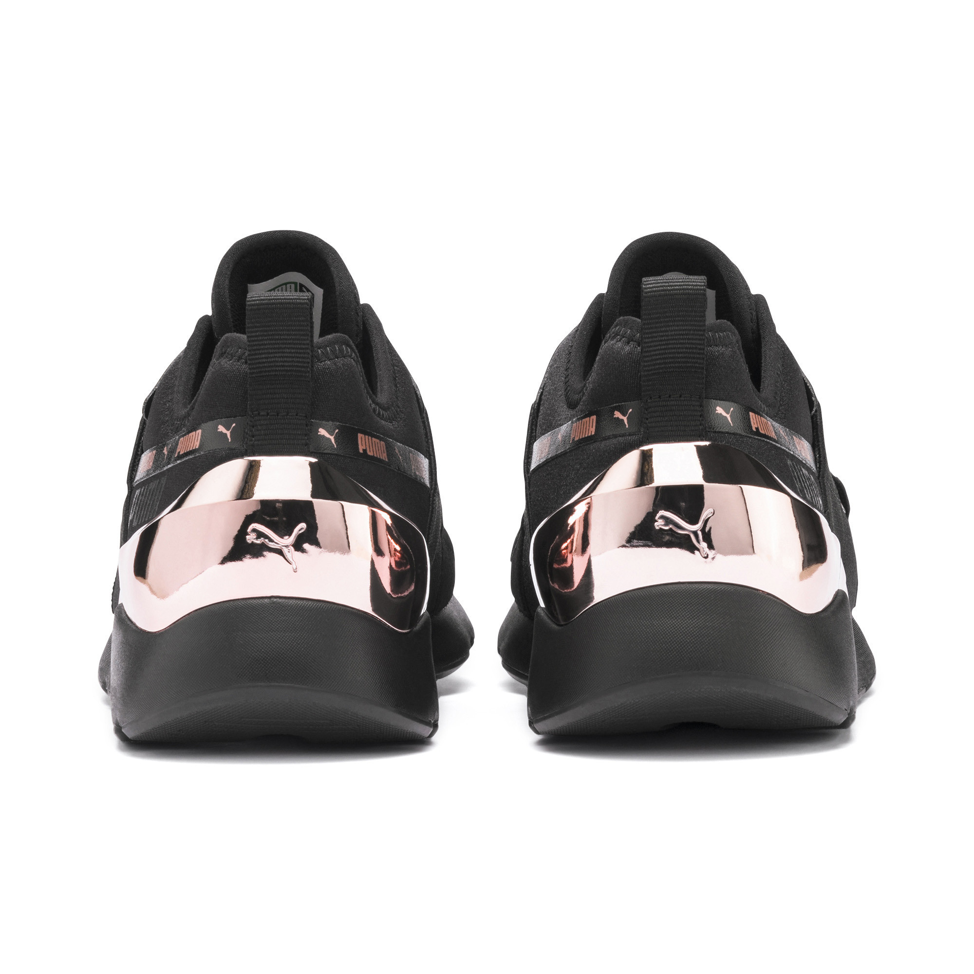 PUMA-Muse-X-2-Metallic-Women-039-s-Sneakers-Women-Shoe-Evolution thumbnail 17